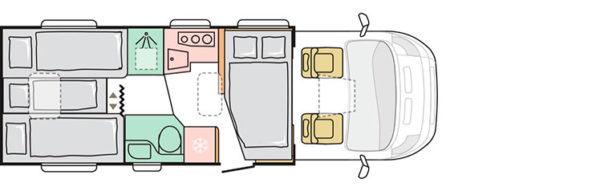 autocaravana 5 plazas
